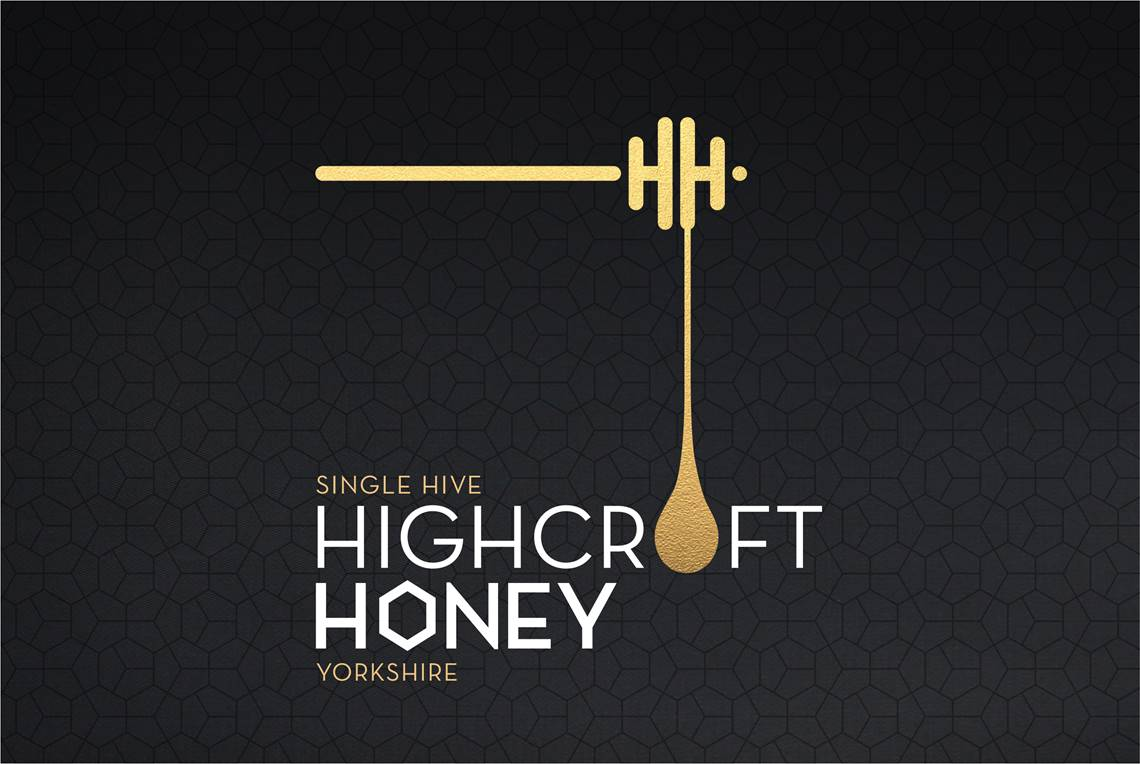 Highcroft Honey Logo